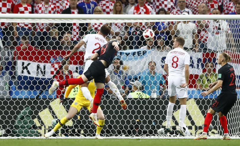 снимка 2 Хърватия отива на финал с Франция на Световното първенство в Русия (СНИМКИ)