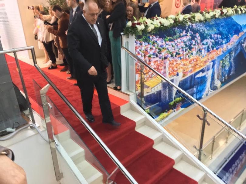 снимка 1 Премиерите на 16 европейски страни и Китай заседават в Дубровник
