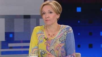 Гергана Паси: Избирателната активност беше новината на европейските избори