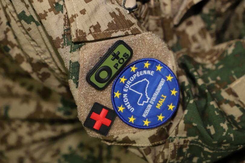 снимка 7 Военните ни медици получиха награди след успешна мисия в Мали (СНИМКИ)