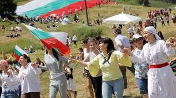 Караянчева: Роженският събор е доказателство, че българският дух е жив (СНИМКИ)