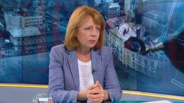 Йорданка Фандъкова: Големите ремонти в София приключват на 15 септември