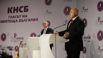 Борисов: Ако няма консенсус за еврото, няма да влизаме в чакалнята