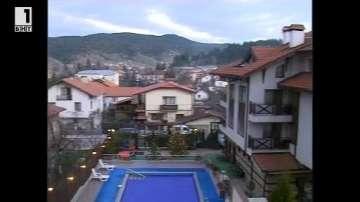 Село Баня предпочитан курорт за Нова година