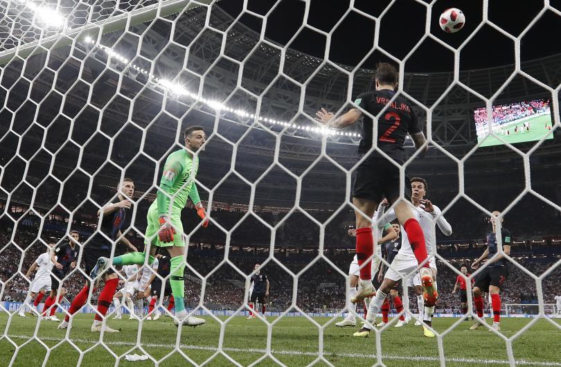 снимка 20 Хърватия отива на финал с Франция на Световното първенство в Русия (СНИМКИ)