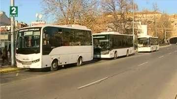 Модерни автобуси ще бъдат част от градския транспорт на Пловдив
