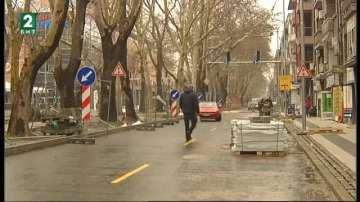 Община Пловдив ще пусне частично движението по булевард Руски