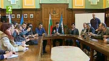 Повишени мерки за сигурност преди футболното дерби в Пловдив