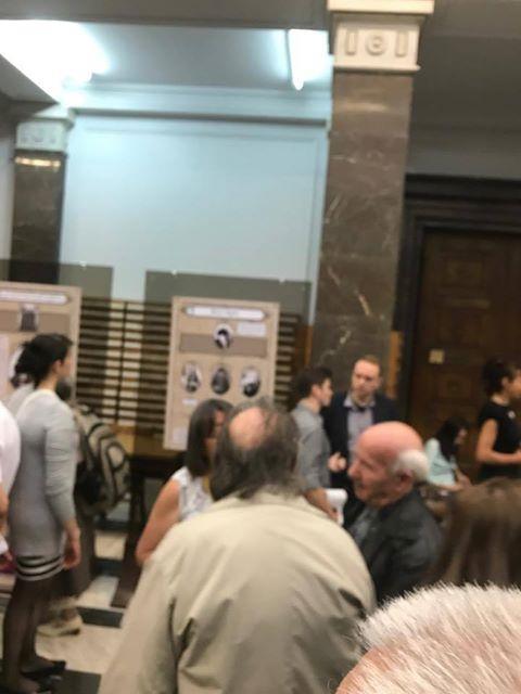 снимка 5 Тефтерчето на Левски вече е достъпно за всички в Националната библиотека
