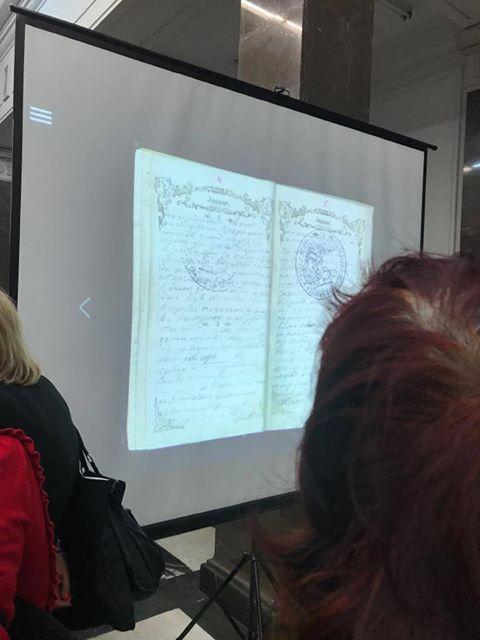 снимка 10 Тефтерчето на Левски вече е достъпно за всички в Националната библиотека