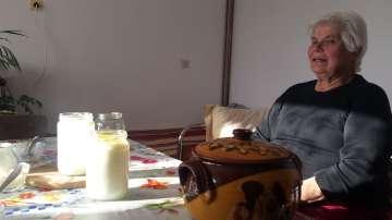 Киселото мляко на баба Добрина хит в Китай