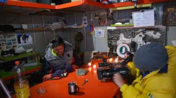 Антарктически дневник: Куцото куче