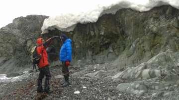 Антарктически дневник: Първи работен полярен ден