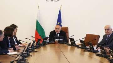 Борисов разпореди засилване на охраната в селата до седмица