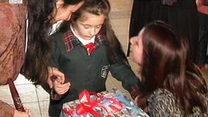 Деца дариха лаптоп на незрящ съученик