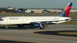 Опит за атентат в самолет на Делта