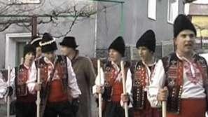 В село Зверино посрещат коледари
