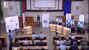 Петима евродепутати отговаряха на въпроси в Благоевград