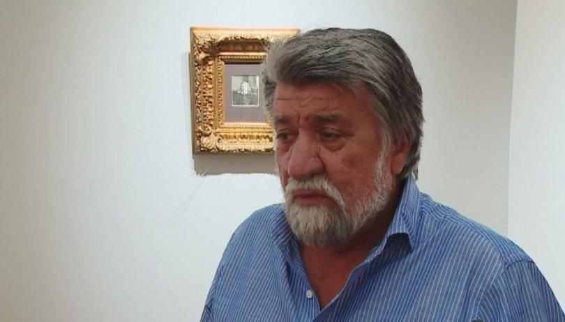 Вежди Рашидов открива своя изложба в Пловдивската градска галерия. Този