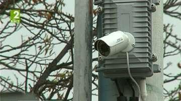 Над 220 камери наблюдават пловдивчани