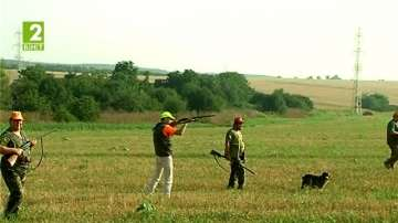 Проверки на ловците в Търговище