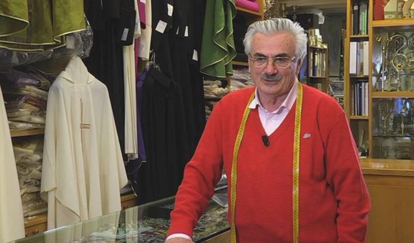 Името му е Раниеро Манчинели и от Втория Ватикански Събор