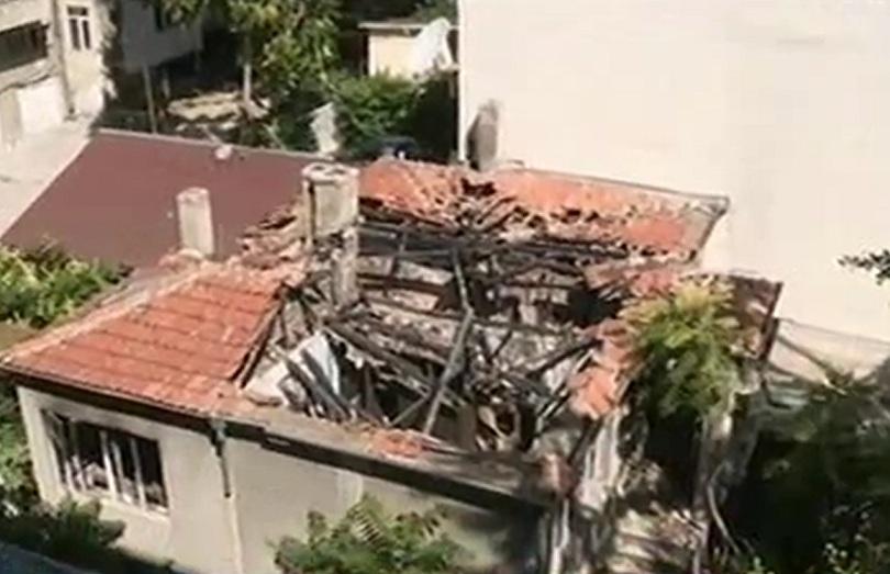 Къщата, в която е живял Йордан Йовков във Варна, се