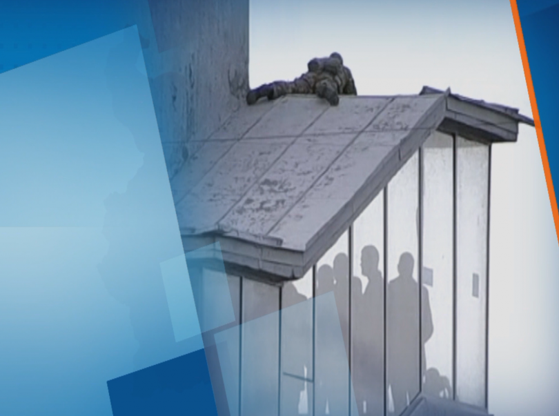 Мъж откри стрелба в центъра на Киев и в продължение
