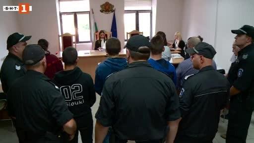 Пловдивският районен съд заседава по искането на прокуратурата в Сандански