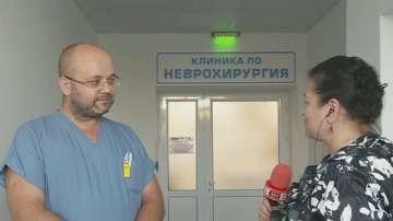 Дете, блъснато от автомобил се бори за живота си във Варна