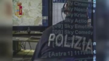 Разбита е международна мрежа за нелегално разпространение на ТВ сигнал