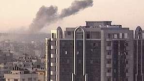 Нови удари на Израел в Газа