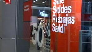 Намаленията по магазините у нас са все още между 30, 40 и 50%