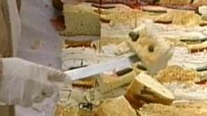 Създадоха 11-тонен хляб в Мексико