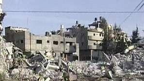 От двете страни на конкфликта в Газа