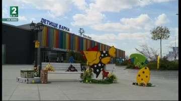 Летищата във Варна и Бургас очакват това лято над 5 милиона пътници