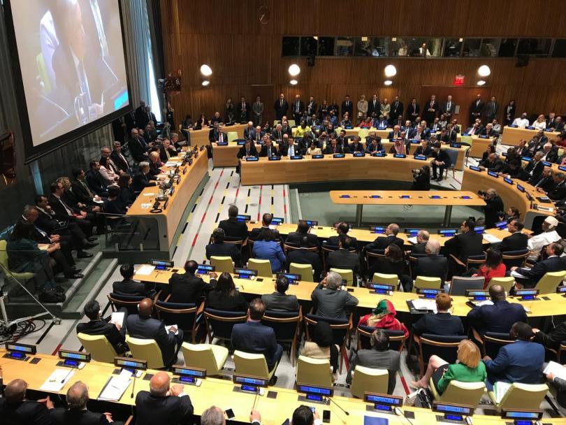 Българският министър-председател Бойко Борисов взе участие в Срещата на високо