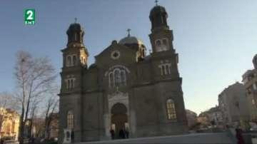 2 милиона лева са необходими за възраждането на катедралата в Бургас