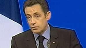 Никола Саркози: Възможно е прекратяване на огъня в ивицата Газа
