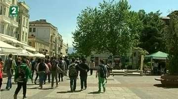 """Пловдив отбелязва """"Часът на Земята"""""""