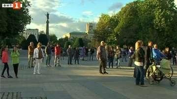 Русенци излязоха на пореден протест за по-чист въздух