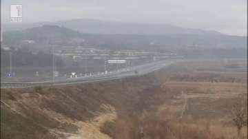 Нормален трафик по Е-79 край Благоевград и Симитли (ВИДЕО)
