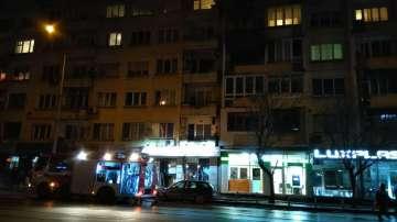 Няколко души пострадаха леко при пожар в апартамент в центъра на София
