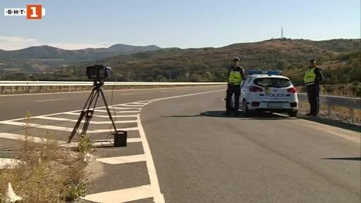От началото на март камерите на Пътна полиция са засекли над 100 000 нарушители