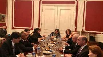 Бойко Борисов се срещна с представители на американски еврейски организации