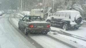Рекордно ниски температури отчетени в Севлиево