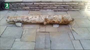С морско оръдие от преди 3 века се сдоби Пловдив
