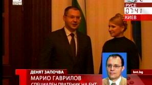 Премиерите Станишев и Тимошенко разговаряха в Киев за транзита на руски газ, но корнкретни резултати още няма