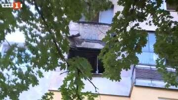 Възрастен мъж загина при пожар в жилището му в Русе
