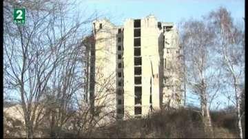 Невзривената докрай болница в Силистра – по-опасна от преди